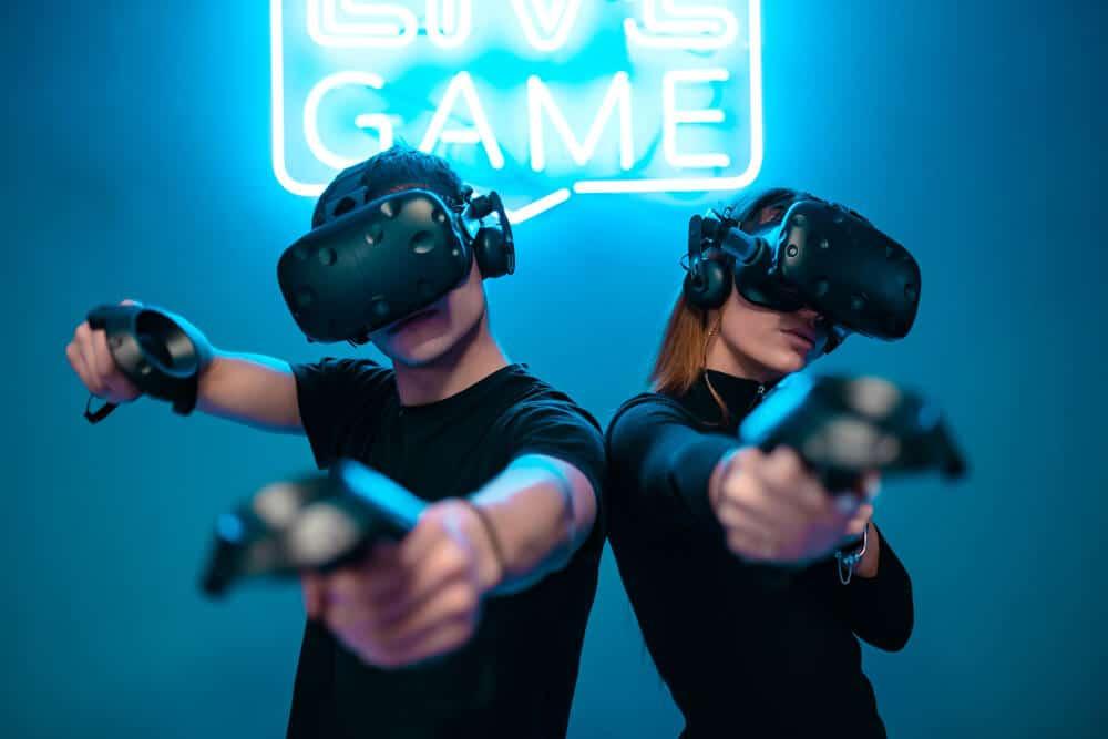 משחק מציאות מדומה